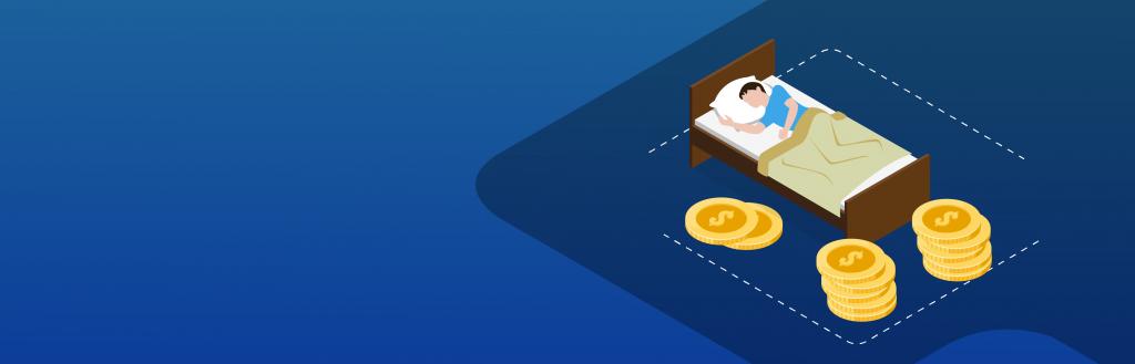 digital publishing platform: make money in your sleep