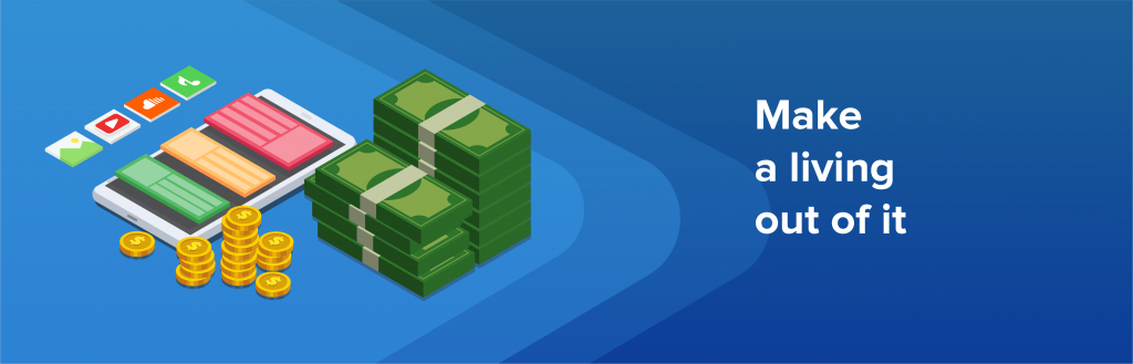 online magazine publishing: Choose a Revenue Stream