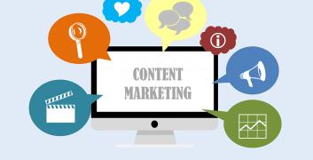 create magazine content