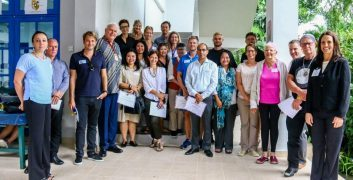 Career Day Bali Island School Presenters
