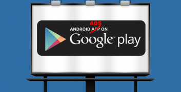 Android Ads Label