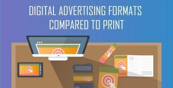 Digital Advertising Formats Compared to Print thumbnail