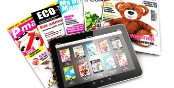 advantages of digital publishing